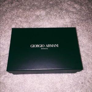 giorgio armani clutch